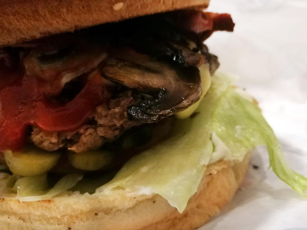 the boss corner burger