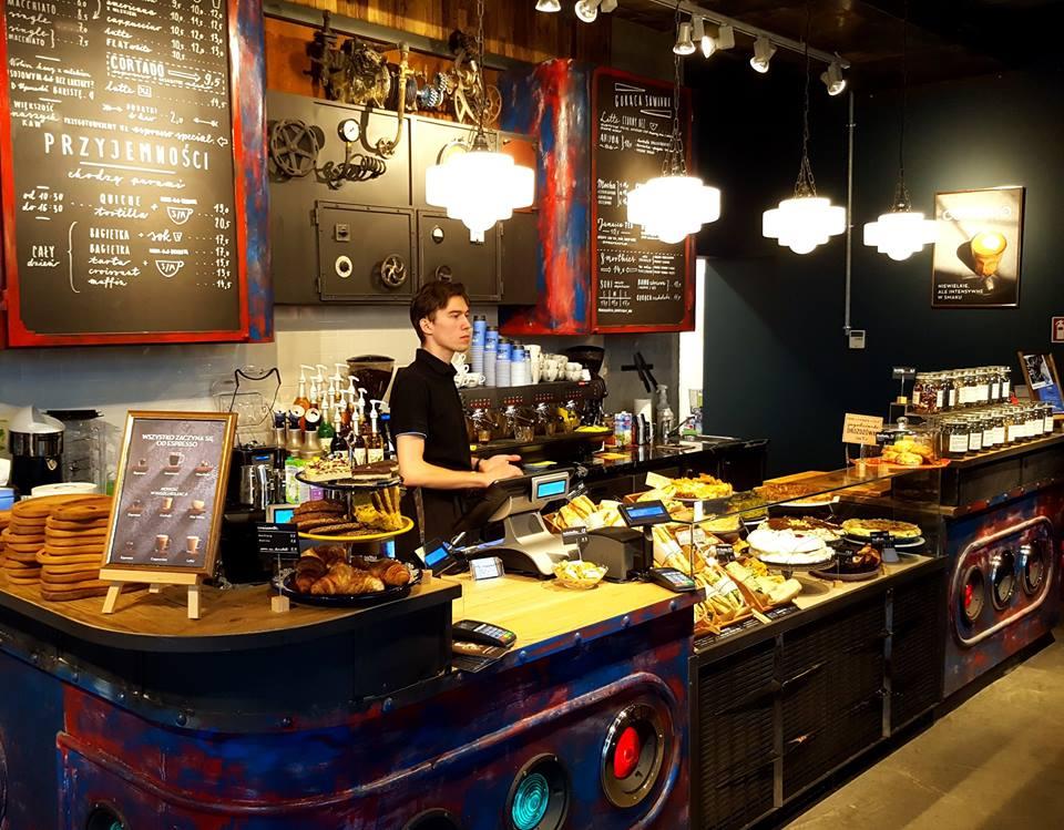 green cafe nero krakow
