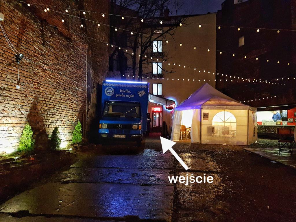 truckarnia Kraków