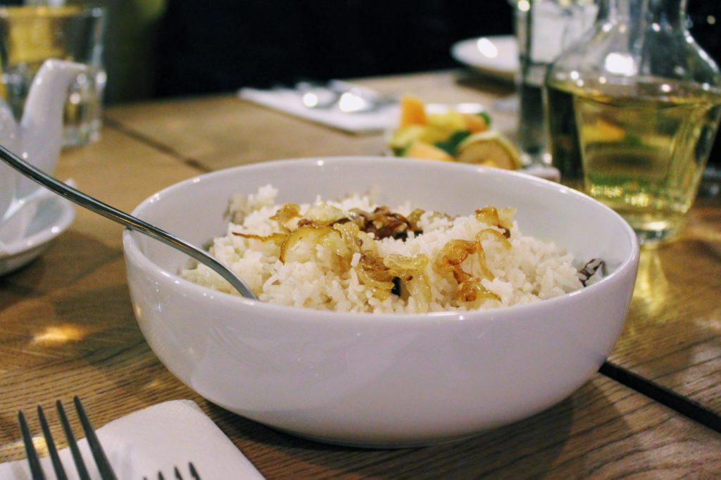 ryż pulao